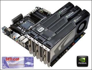Alliberat el client Seti@home per GPU NVIDIA CUDA