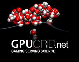 PS3GRID / GPUGRID: novetats